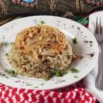 אורז בניחוח בוכרי