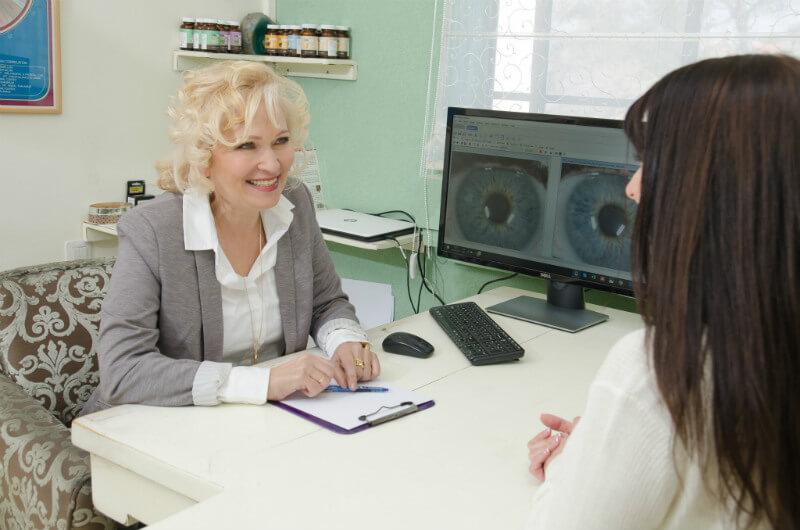 שובר מתנה לאבחון אירידולוגי