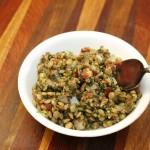 Lentil Tabbouleh Salad
