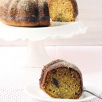 date and orange bundt cake