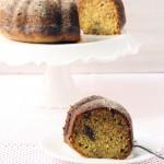 date and orange bundt cake