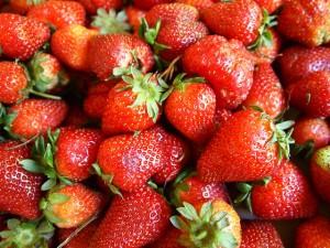 ריבת תות אורגנית