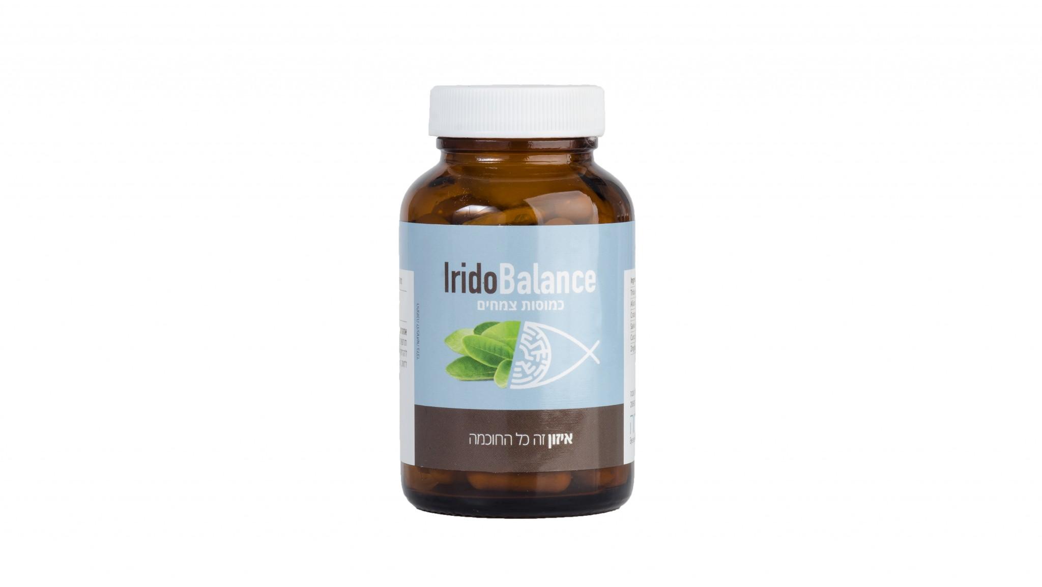 IridoBalance / איזון כולסטרול ולחץ דם