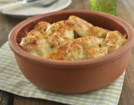 סלטים ומנות ראשונות - Cauliflower cheese