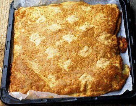 מנות עיקריות - Cheese Pie