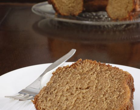 קינוחים ומאפים - עוגת דבש תמרים