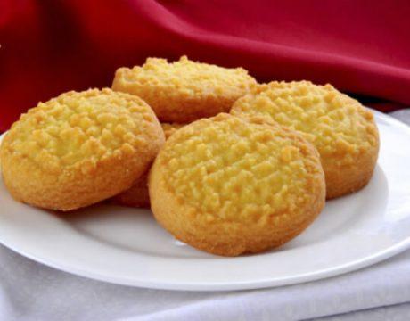 עוגיות קוקוס - מנות עיקריות