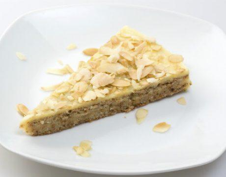 עוגת שקדים - עוגיות שקדים - ללא גלוטן