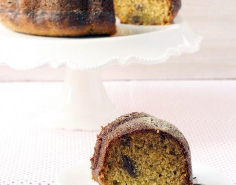 date and orange bund cake - קינוחים ומאפים