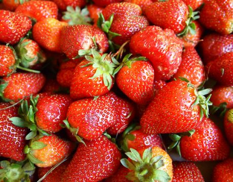 ריבת תות שדה אורגנית - ללא גלוטן