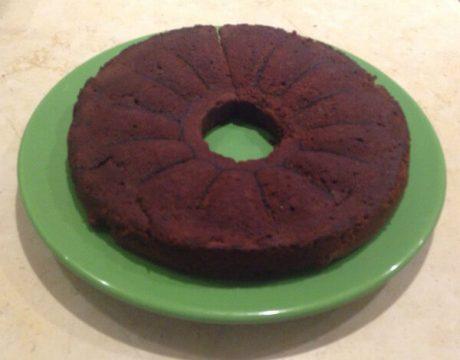 עוגת שוקולד קוקוס טבעונית - קינוחים ומאפים
