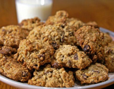 קינוחים ומאפים - עוגיות בריאות