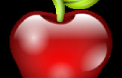 מה שבטוח, אכלו תפוח